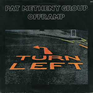 Offramp | Metheny, Pat (1954-....). Interprète. Guitare. Compositeur