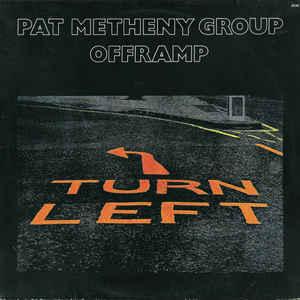 Offramp   Metheny, Pat (1954-....). Interprète. Guitare. Compositeur