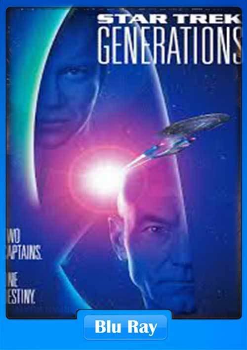Star Trek VII - Generations / Jonathan Frakes, réal.   Frakes, Jonathan. Réalisateur. Acteur