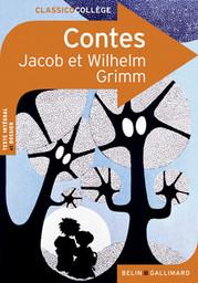 Contes [DAISY] | Grimm, Jacob (1785-1863). Auteur