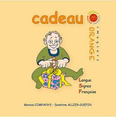 Cadeau / Monica Companys, Sandrine Allier-Guepin | Companys, Monica (1956-....). Auteur