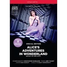 Alice's Adventures in Wonderland : ballet en deux actes   Carroll, Lewis (1832-1898). Antécédent bibliographique