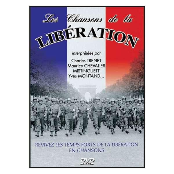Les chansons de la Libération : revivez les temps forts de la libération en chansons | Sablon, Germaine (1899-1985). Interprète