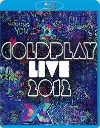 Coldplay : live 2012 |