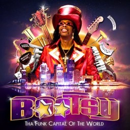Tha funk capital of the funk / Bootsy   Collins, Bootsy (1951-....). Chanteur. Musicien. Guitare