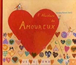 L' Abécédaire des amoureux / texte et illustrations Sandra Poirot-Chérif | Poirot-Chérif, Sandra (1977-....). Auteur. Illustrateur