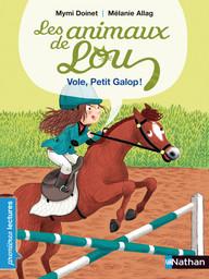 Vole, petit Galop ! / texte de Mymi Doinet | Doinet, Mymi (1958-....). Auteur