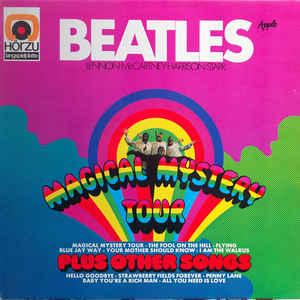 Magical mystery tour plus other songs | The Beatles. Parolier. Compositeur. Interprète